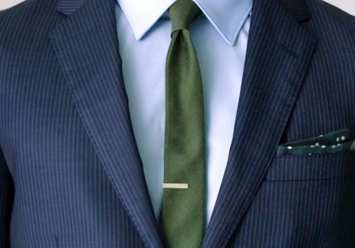 Spona na kravatu, džentmen, kodex džentlmena, košeľa, oblek, sako, kravata,