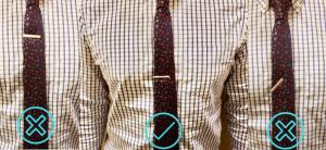 kravatová spona, spona na kravatu, oblek, kravata, košeľa, džentlmen, kódex gentlemana, kódex džentlmena
